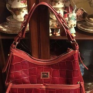 Genuine dooney & bourke purse